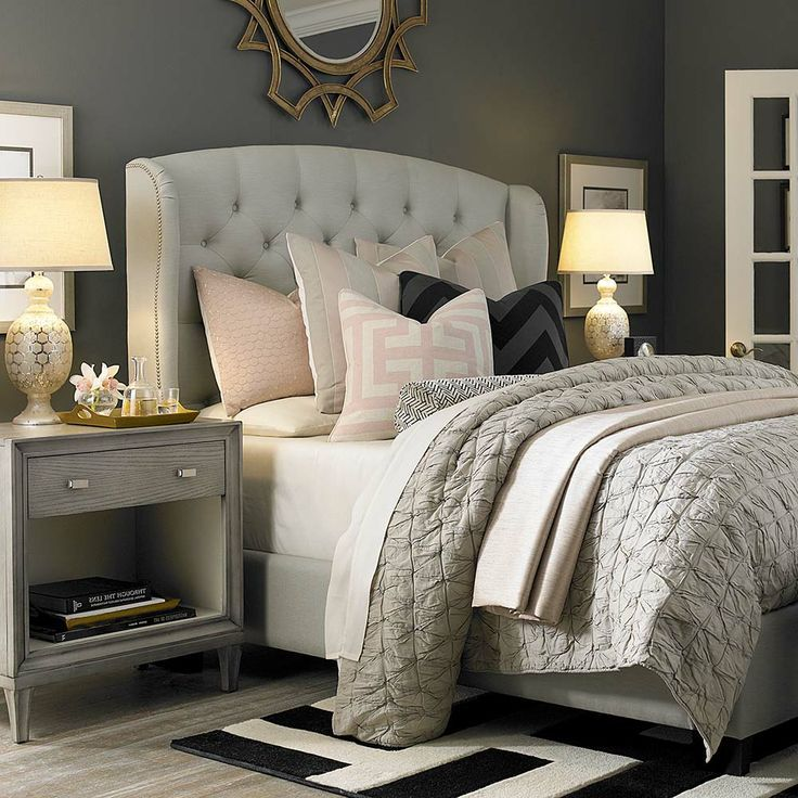 is beautiful and practical and is the defining feature of any bedroom