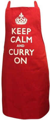 'Keep Calm' Apron
